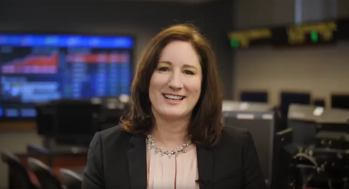 College of Business Administration TV spot – Ginny Abramson & Bruno Olvera