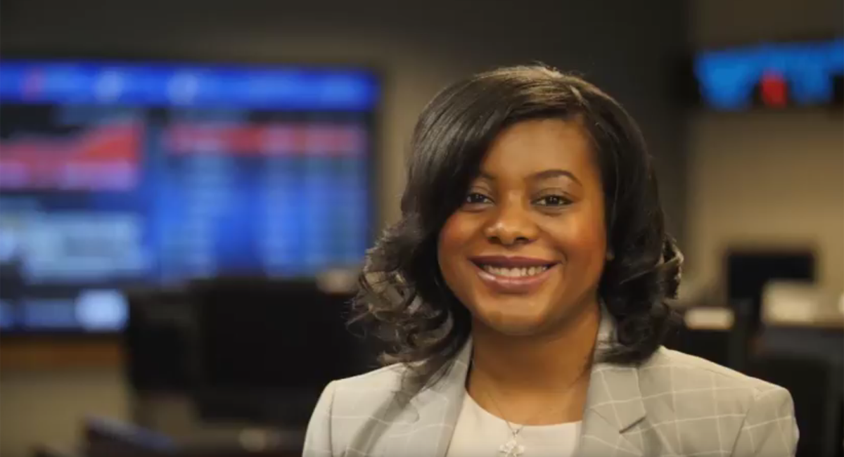 College of Business Administration TV spot – Shayla Manning & Patrick Soltys