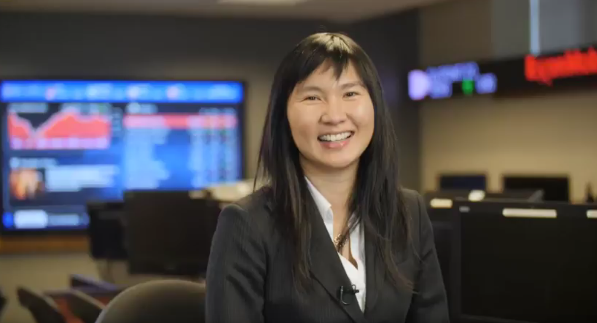 College of Business Administration TV spot – Missy Wang & Kenneth Carbaugh